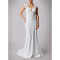 Svadobné šaty - svadba na úrade