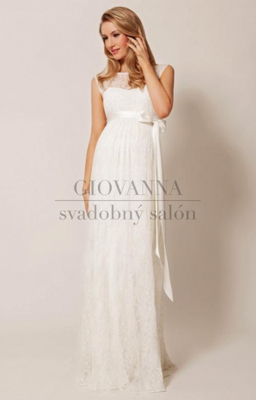 906c3e9a0122 Svadobné šaty  Svadobné šaty pre tehotné - Svadobný salón Giovanna