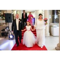 svadobné šaty aj šaty pre družičku