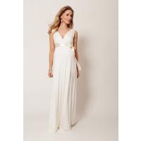 b7641d8454a6 Šaty ponúkame na predaj od 179 eur. Okrem tejto špecializovanej značky si  môžete vybat z tehotenských modelov svadobných šiat Agnes