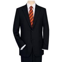 Chlapčenský oblek čierný vel. 92-178