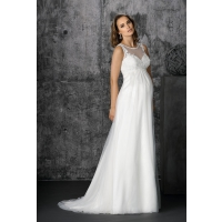Svadobné šaty  Svadobné šaty pre tehotné - Svadobný salón Giovanna 907c18cbc39