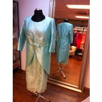 svadobné šaty s kabátikom