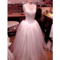 svadobné šaty - baletka